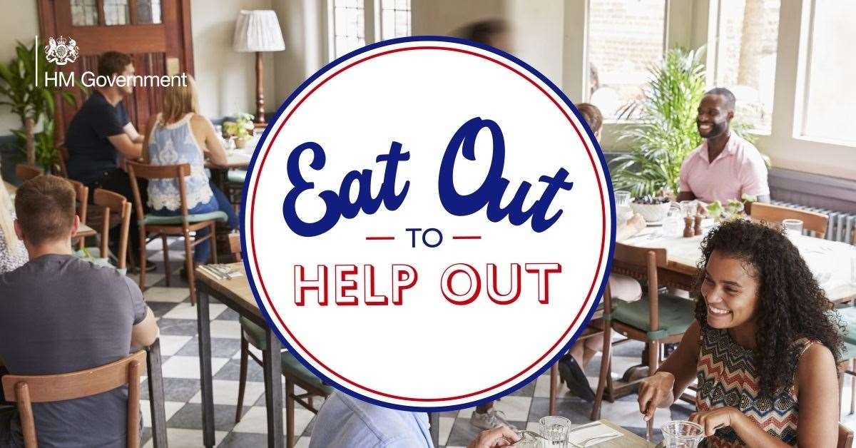 How does the Eat Out to Help Out scheme work?