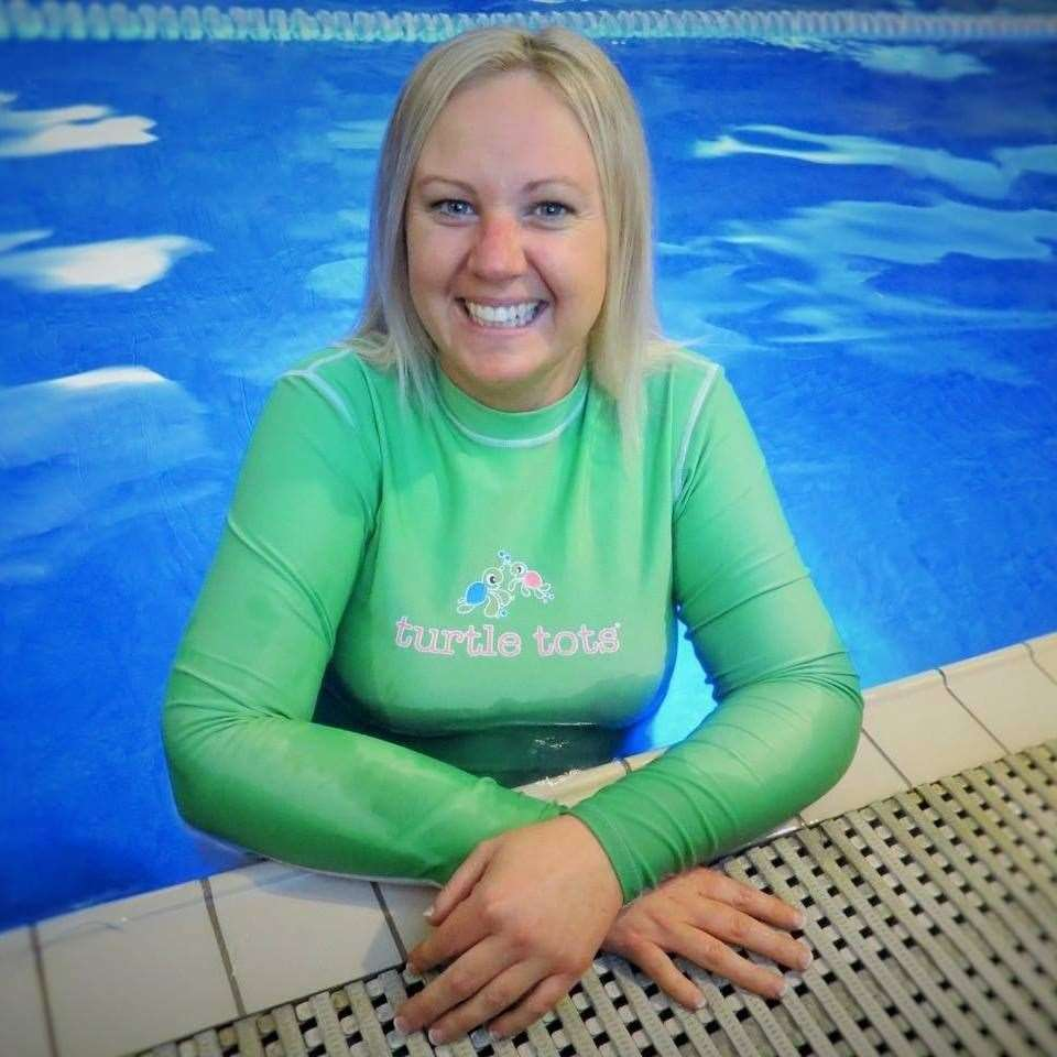 Laura Eaglesham has made the difficult decision to close her swimming business.