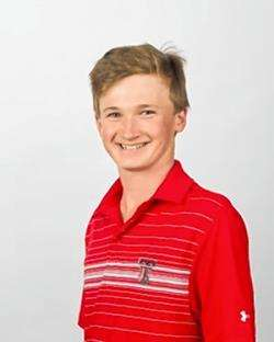 Nairn and Texas Tech golfer Sandy Scott.