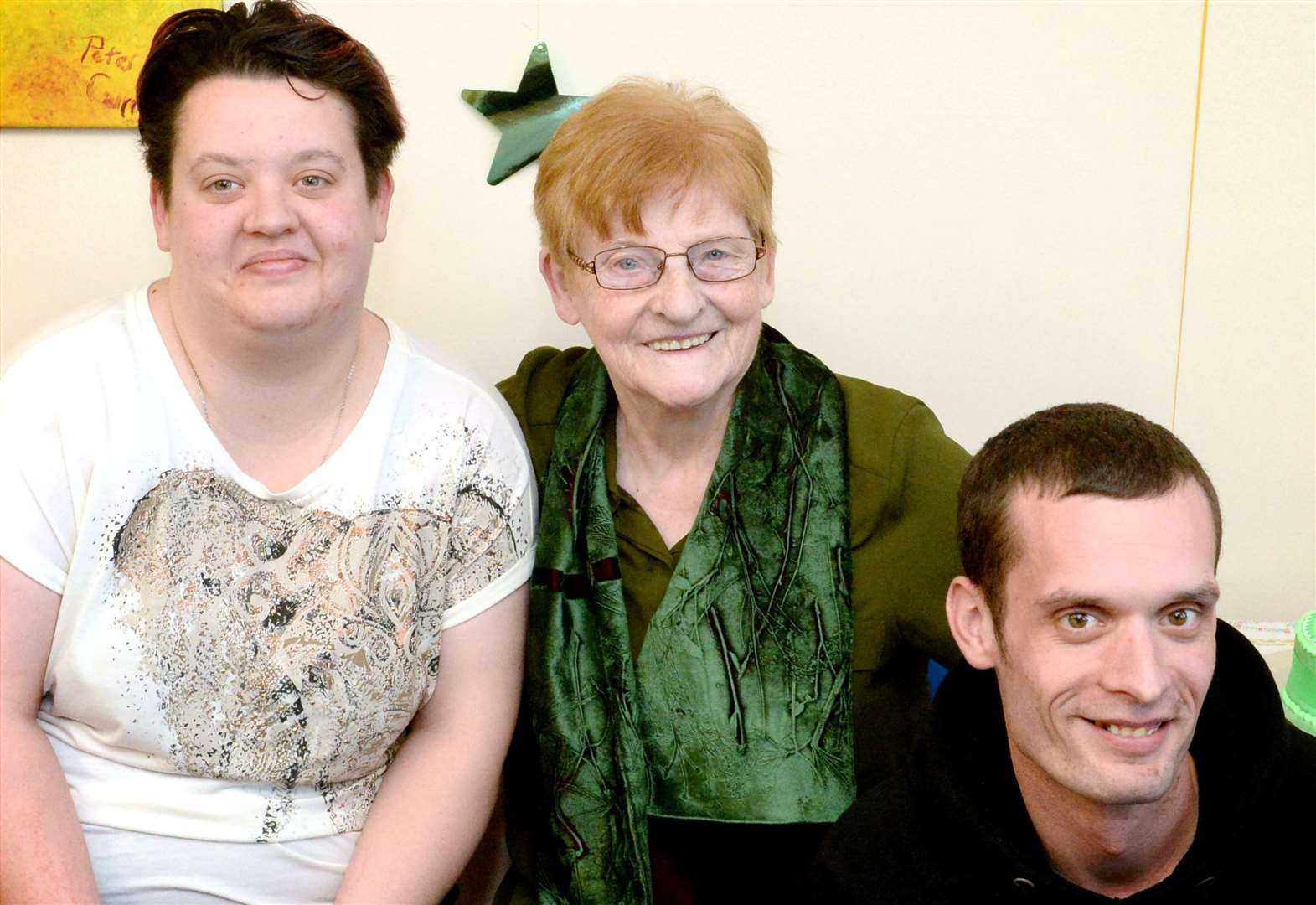 The 'wee woman' with a big heart