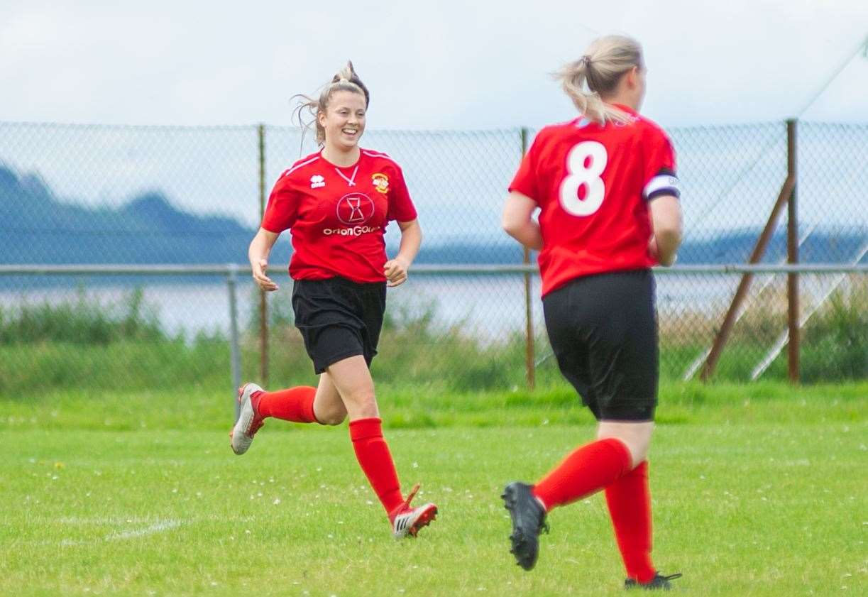 Eleven is heaven for Clachnacuddin Women who cruise to final