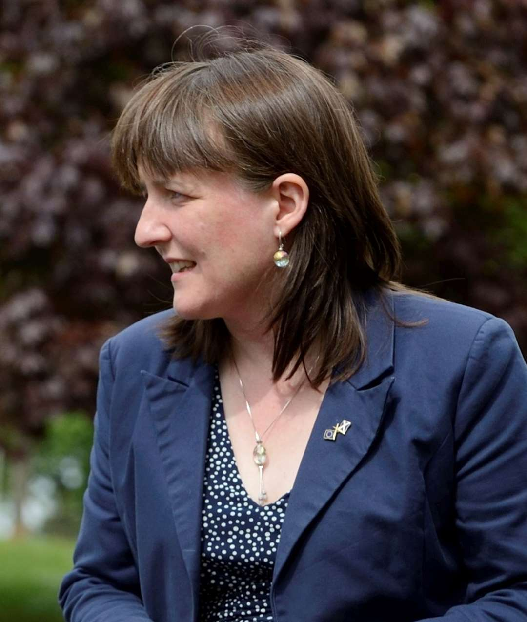 Maree Todd MSP, who will be at the report's launch in Inverness.