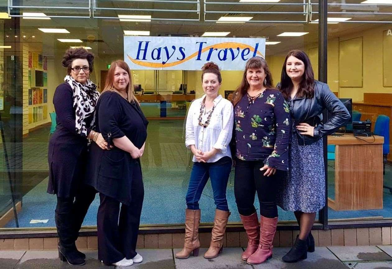 Inverness travel agent re-opens in new guise