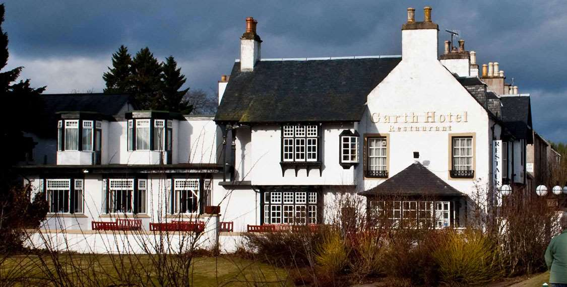 Garth Hotel, Grantown-on-Spey