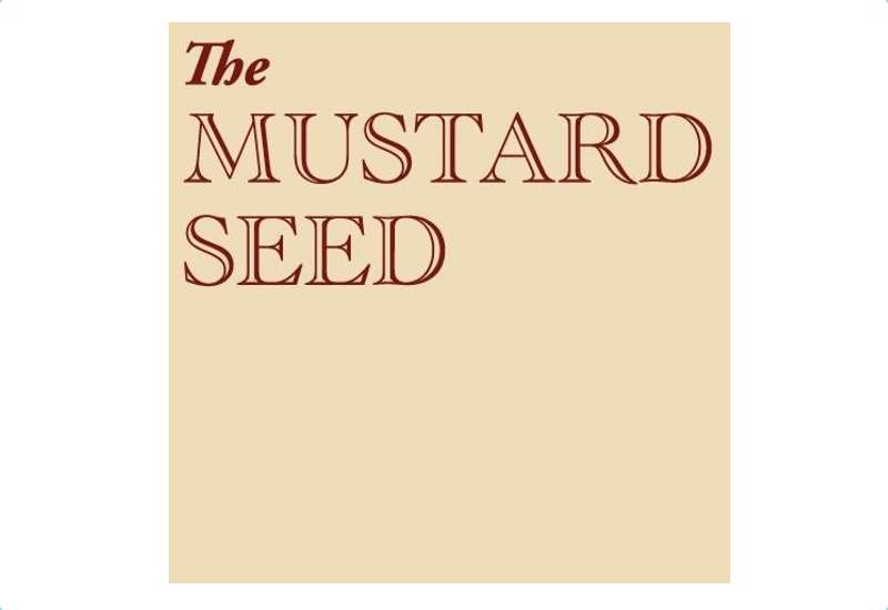 The Mustard Seed Restaurant