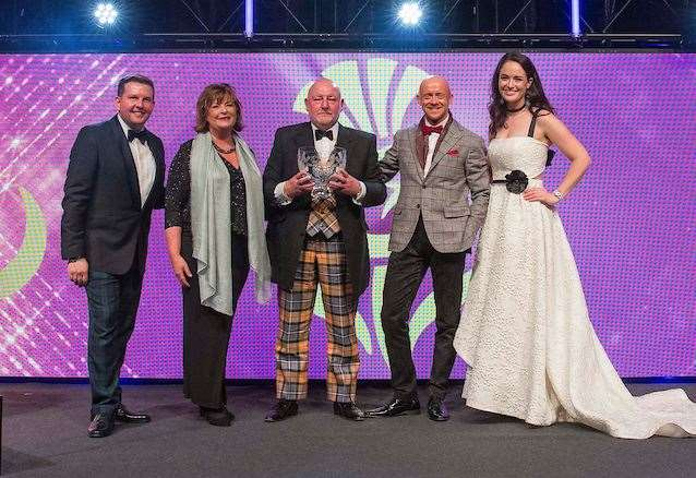 ICYMI: Thistle do nicely! Highland tourism heroes cruise to success