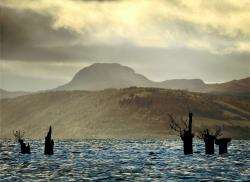 Loch Ness is attracting attention from TV channels across the world.