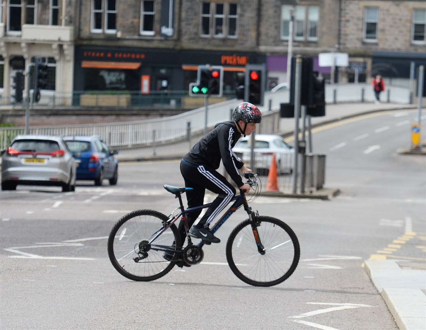 Changes will benefit cyclists.