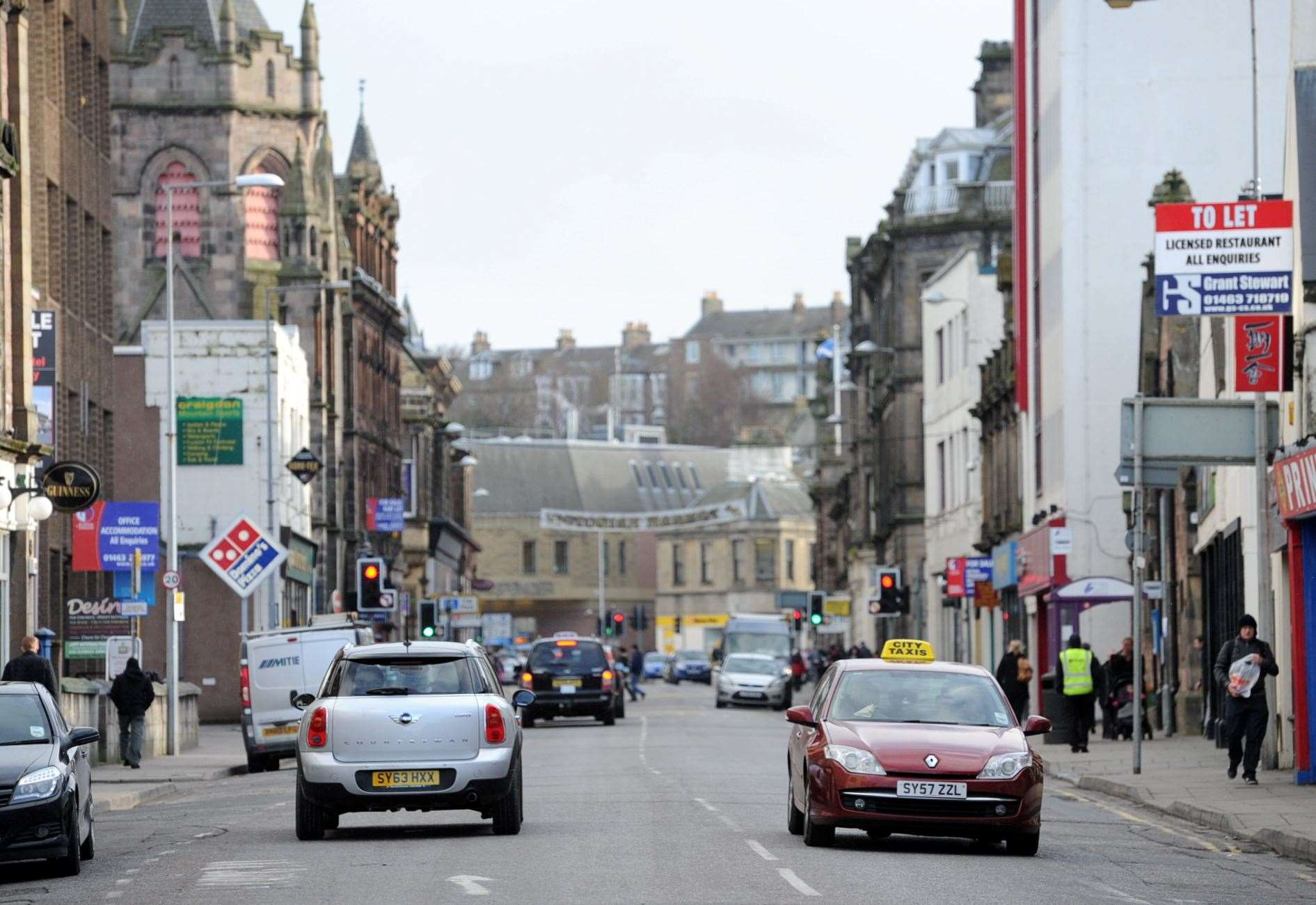 Road resurfacing planned for Academy Street – traffic delays expected