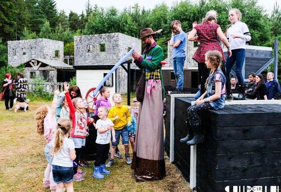 DON'T MISS: Woodzstock music festival on Black Isle