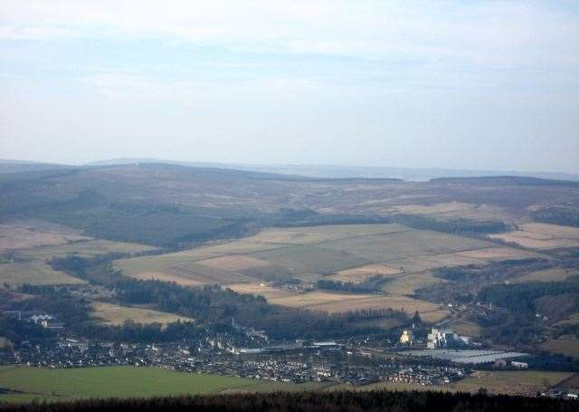 Rothes, home of Glenrothes Distillery – which is NOT in Glenrothes!