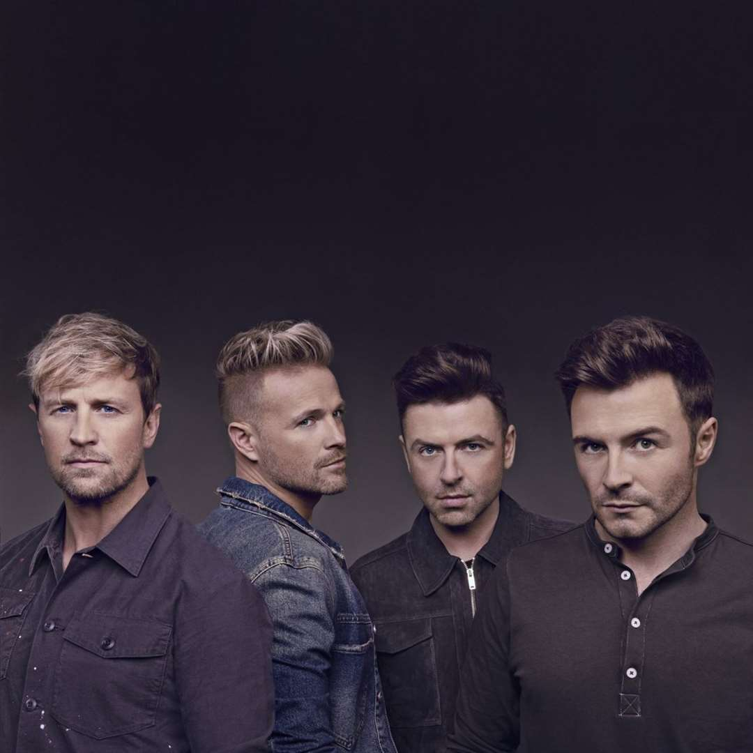 Westlife return to play Inverness Caledonian Stadium next June.