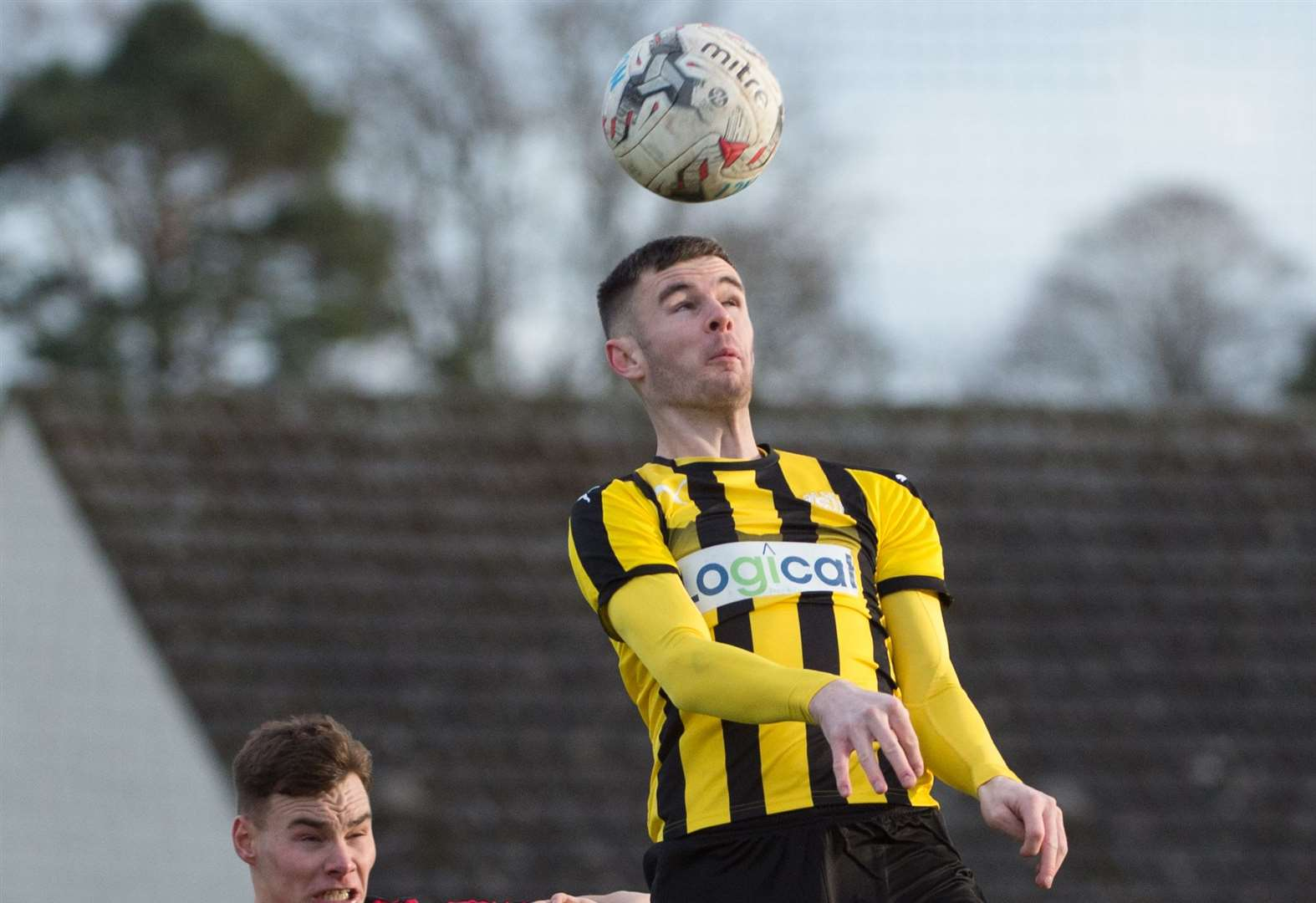 Nairn County go down to league leaders Buckie Thistle