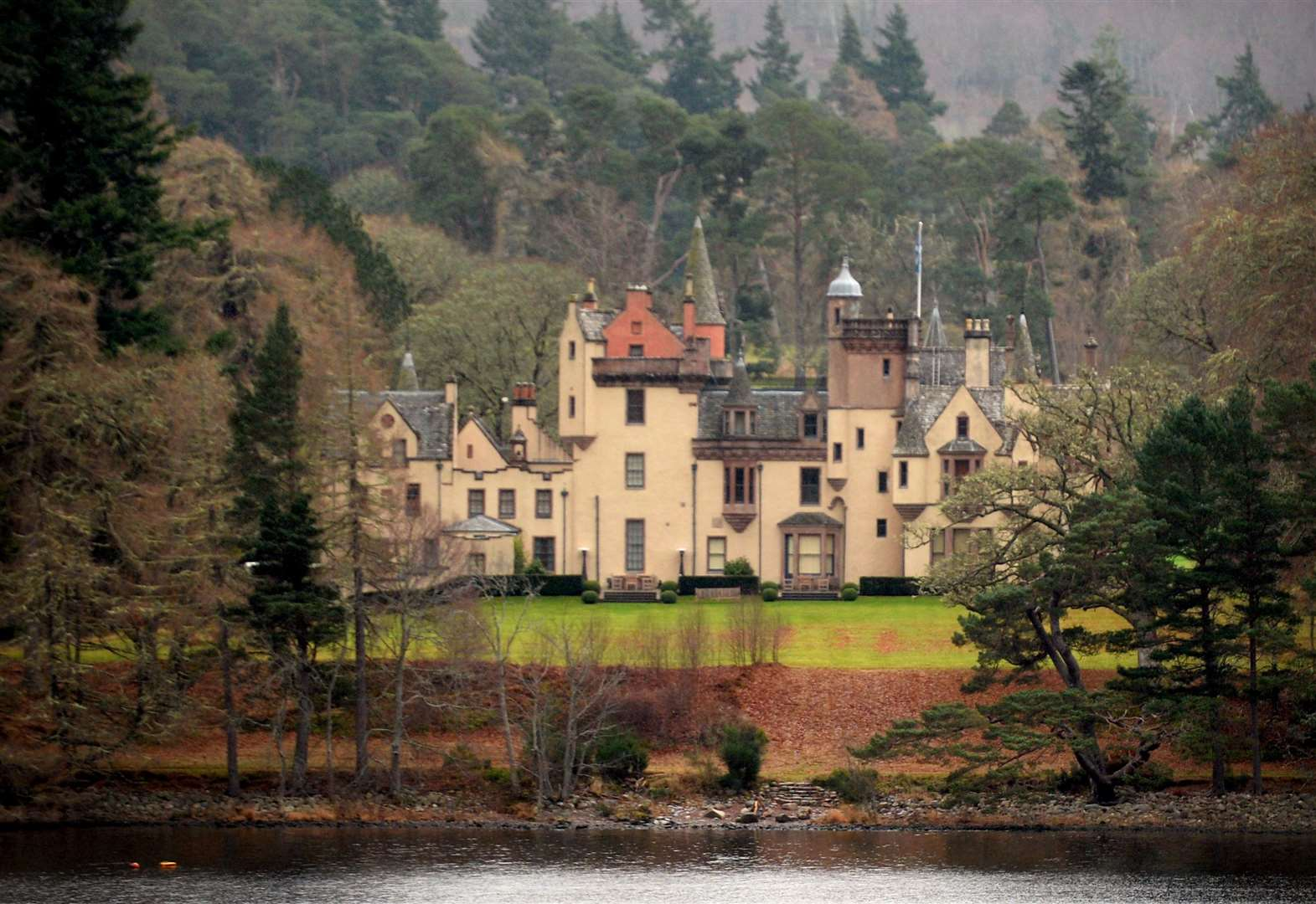 Historic Loch Ness boathouses could be brought back into use