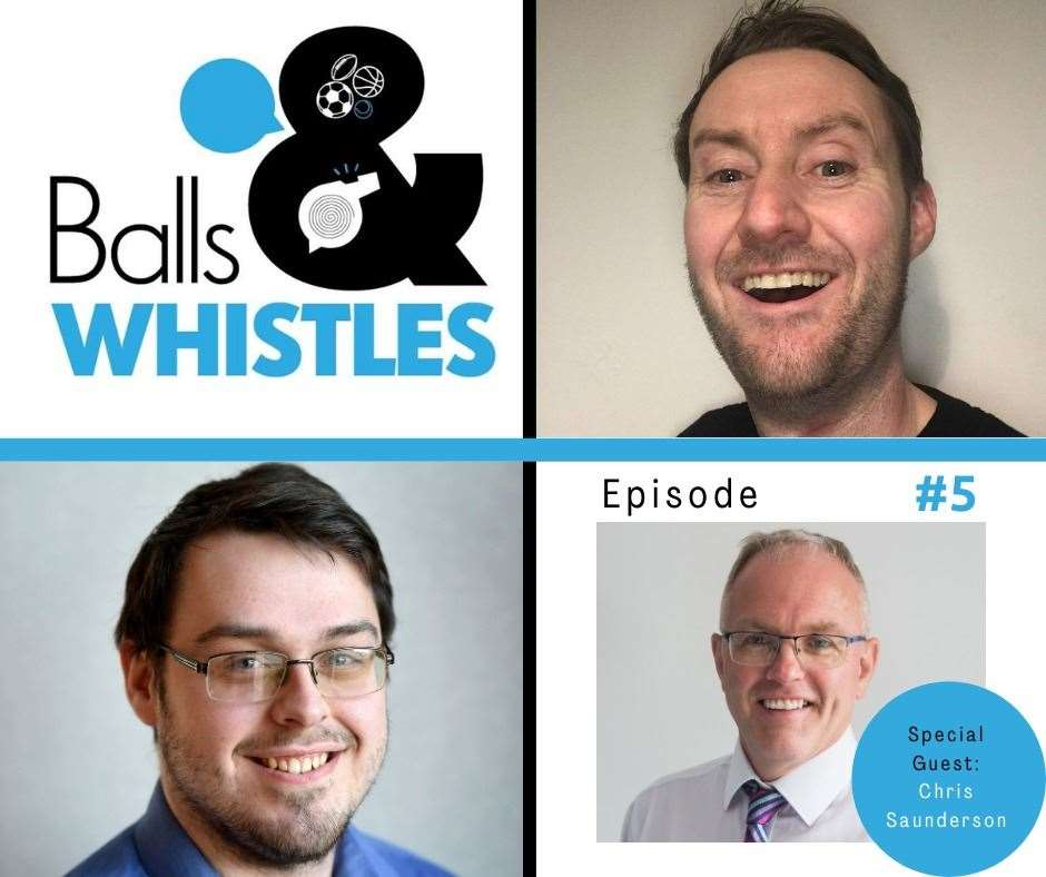 A new episode of Balls & Whistles is out now!