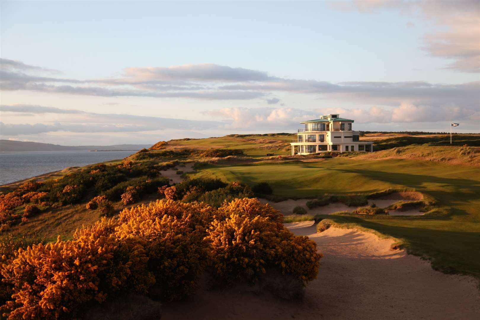 The current course at Castle Stuart could be joined by a second in the future.