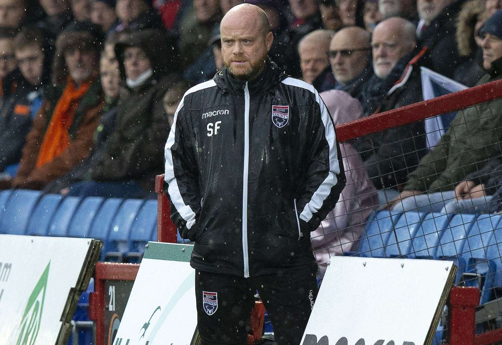 Ross County hope to sign up new goalkeeper